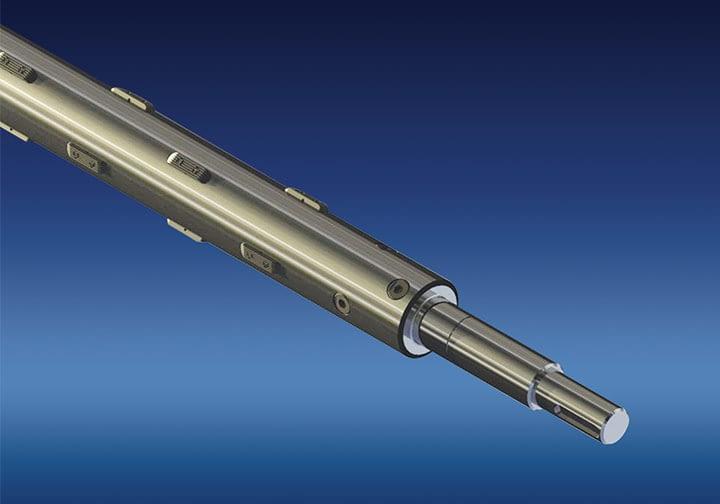 Series L1000 Lug Shafts