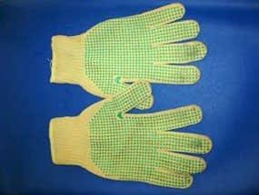 Safety Precautions: Safety Gloves
