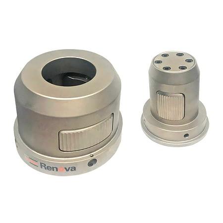 CK-PM/SM - Single Diameter Modular Pneumatic Core Chuck