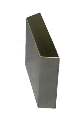 Crush Cut Dovetail Bar