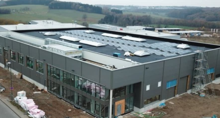New Knife Factory in Germany